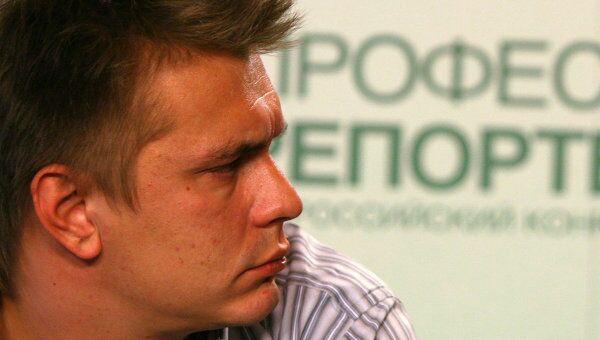 Руководитель дирекции проймового вещания телеканала НТВ Николай Картозия