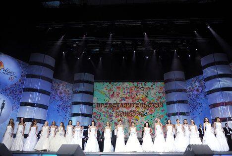 Конкурс Мисс студенчество 2012 в Москве