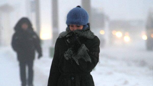 Школьники младших классов Кемерова не учатся 17-й день из-за морозов