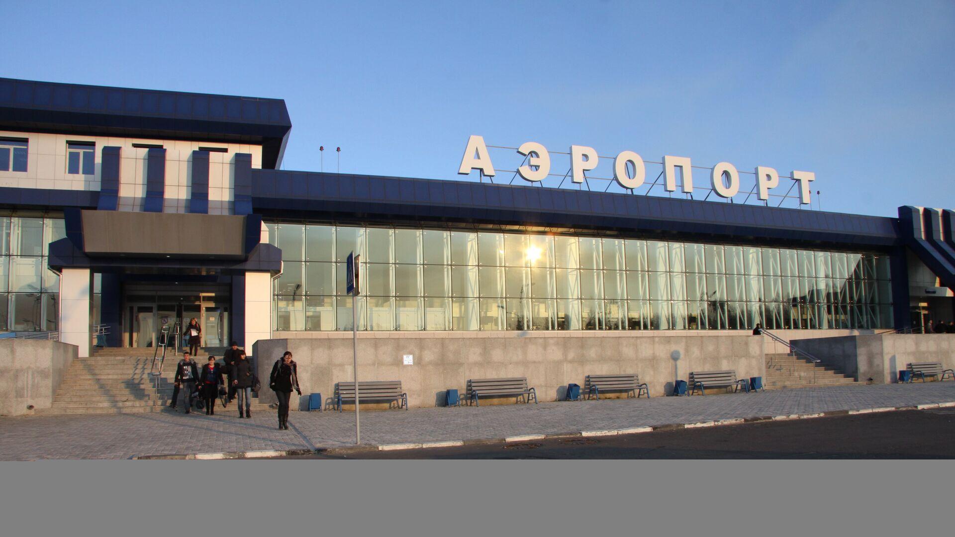 Аэропорт Благовещенска - РИА Новости, 1920, 23.09.2020