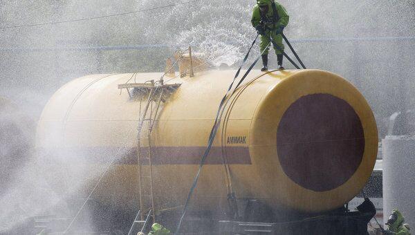 Случаи взрывов сжиженного природного газа в 2007-2009 гг. Справка