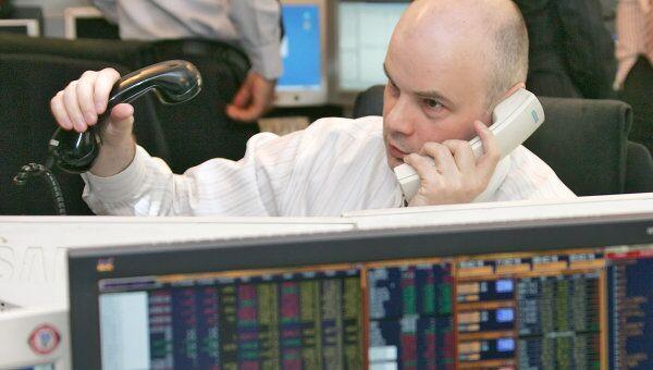Рынок акций РФ в понедельник закрепился выше 1500 пунктов по ММВБ