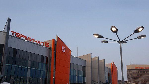 Новый терминал Е Шереметьево