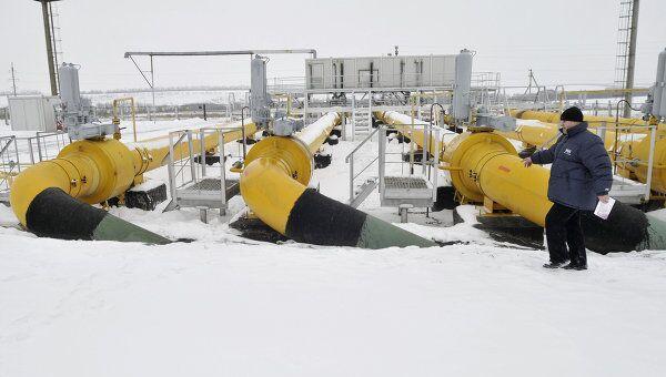 Туркмения в январе возобновит поставки газа в РФ