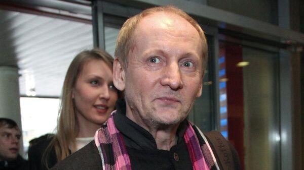 Актер Виктор Вержбицкий.