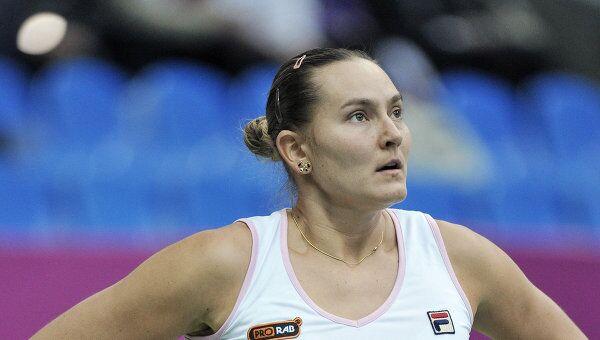 Российская теннисистка Надежда Петрова. Архивное фото