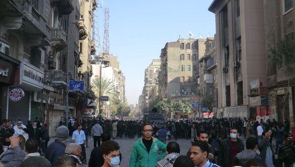 Ситуация в Каире. Архив