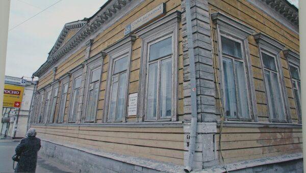Дом В.Л.Пушкина, дяди поэта, на Старой Басманной