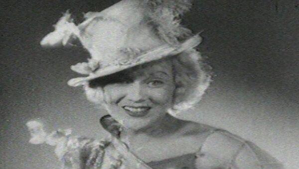Легенда советского кино Любовь Орлова. Кадры из фильмов