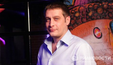 Российский блогер и писатель Эдуард Багиров