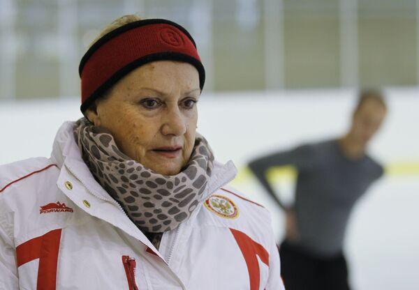 Мастер-класс российских тренеров в спортивном центре Строгино
