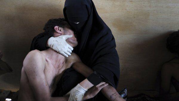 Работа испанского фотографа Самуэля Аранда - победитель World Press Photo-2011