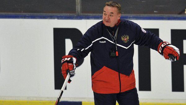 Валерий Белов. Архивное фото