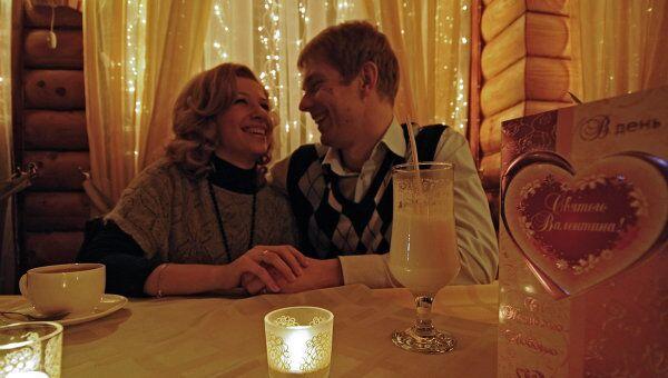 День влюбленных 14 февраля будут праздновать менее половины россиян
