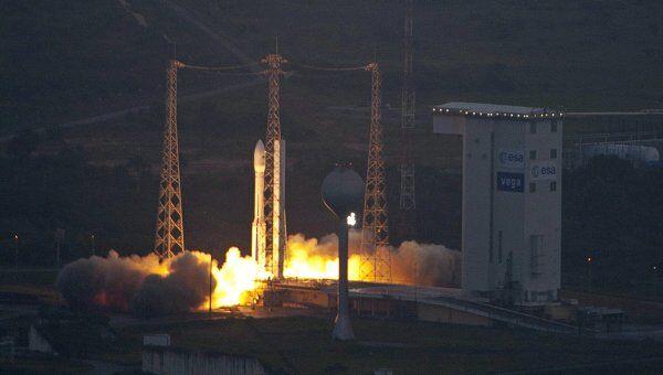 Ракета-носитель Vega (Вега)