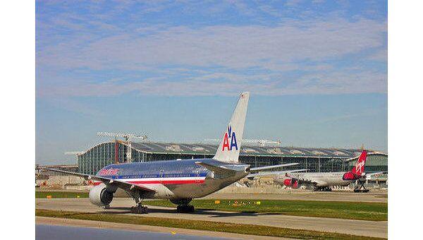 Боинг 767 компании American Airlines