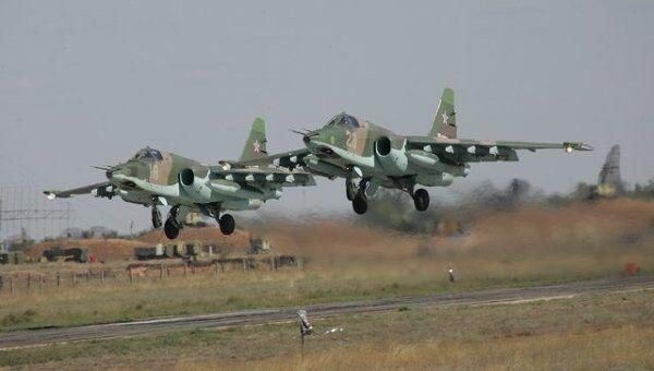 Су-25. Архив