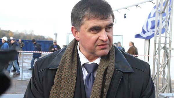 Генеральный директор Северной верфи Александр Фомичев