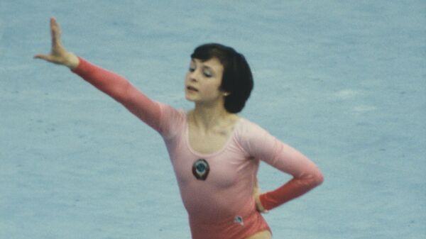 Гимнастка Мария Филатова