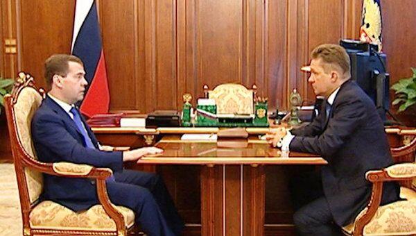 Медведев указал, как разобраться с Украиной по газовому вопросу