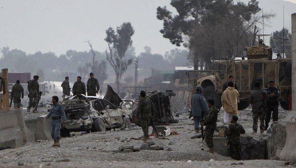 Ситуация в афганском  городе Джелалабад