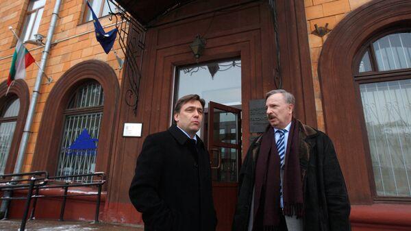 Отзыв послов ЕС из Белоруссии