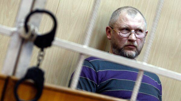 Оглашение приговора Михаилу Глущенко