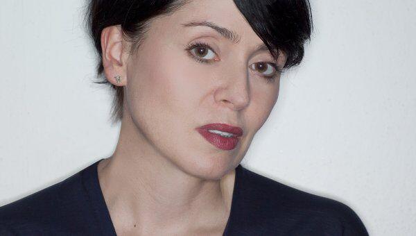 Куратор Московской международной биеннале современного искусства Катрин Беккер