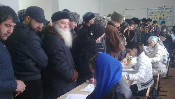 Участок 135 в селе Илсхан-Юрт в Гудермесском районе Чеченской республики