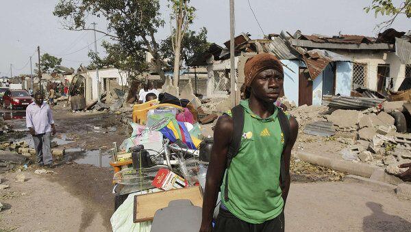 Республики Конго. Архивное фото
