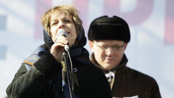 Журналист и правозащитница Зоя Светова. Архивное фото