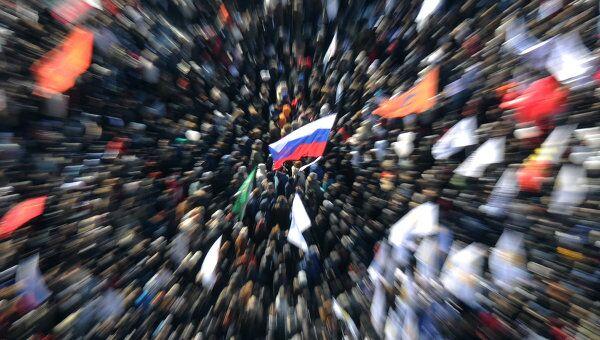 Митинг За честные выборы. Архив