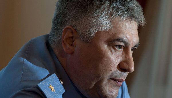 Начальник ГУВД по городу Москве генерал-майор милиции Владимир Колокольцев