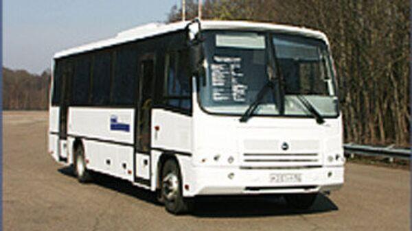 Автобус среднего класса для городских, пригородных и междугородних перевозок ПАЗ-320412
