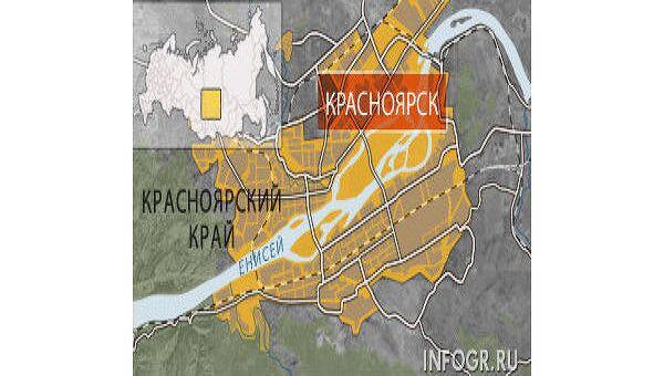 Подозреваемые в подрыве гранаты в Красноярске задержаны