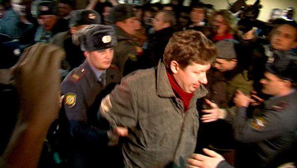 Бизнесмена Козлова взяли под стражу сразу после вынесения приговора