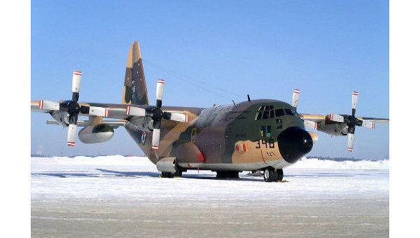 Самолет С-130 Геркулес
