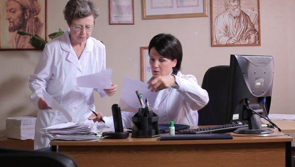 Кадр из документального фильма Катерины Гордеевой Победить рак