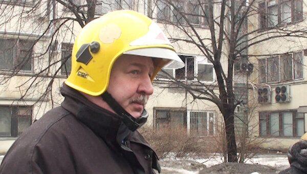 Мы не исключаем, что есть погибшие – спасатели о пожаре в Петербурге