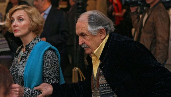 Итальянский писатель и сценарист Тонино Гуэрра