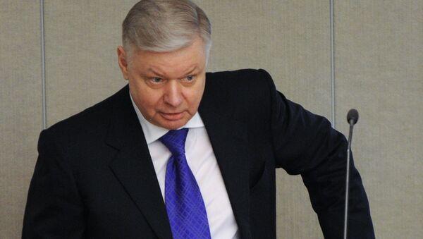 Директор Федеральной миграционной службы Константин Ромодановский, архивное фото
