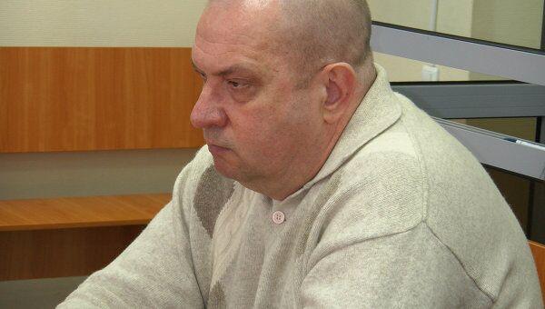 Подсудимый Николай Ремезенко в Волжском районном суде Саратова