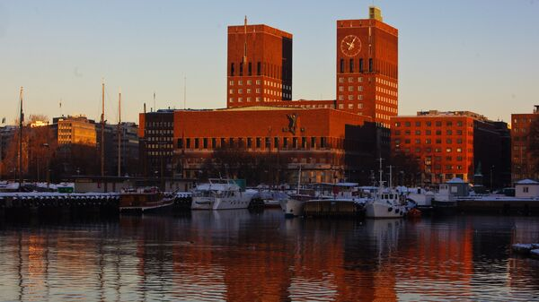 Виды Осло. Архивное фото