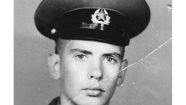 Советский солдат Алексей Зуев, погибший в 1983 году в Афганистане
