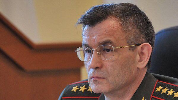 Заседание Общественного совета МВД России