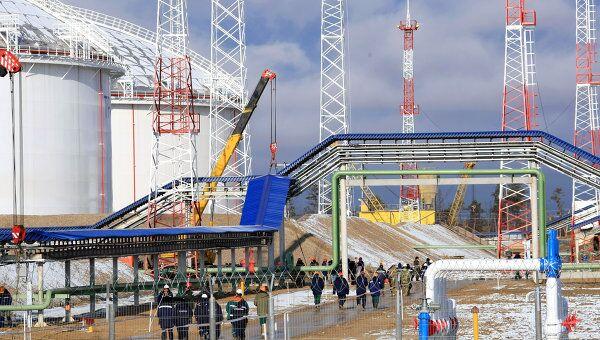 Путин считает возможным участие японских компании в строительстве ВСТО