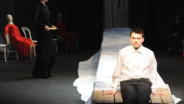 Пресс-показ спектакля Драма на охоте в театре Et Cetera