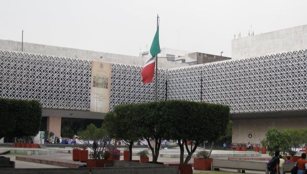 Парламент Мексики. Архивное фото