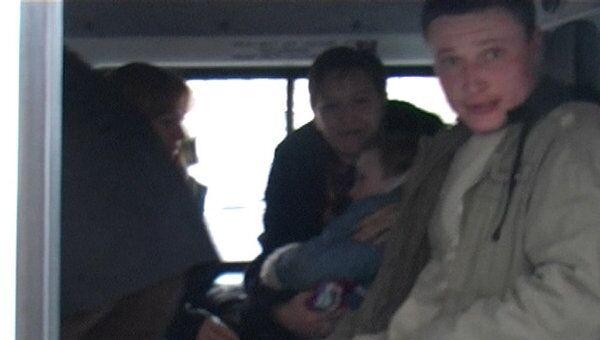 Илья Ярополов с родителями