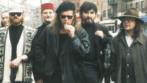 Группа Аквариум, архивное фото.